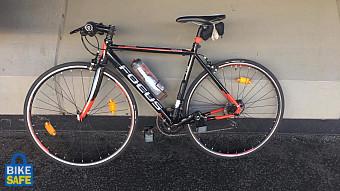 Komplett kerékpár
