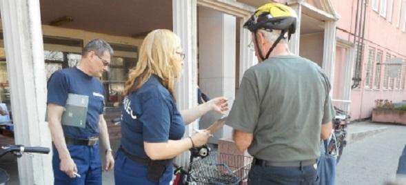 Csaknem száz kerékpárt regisztráltak